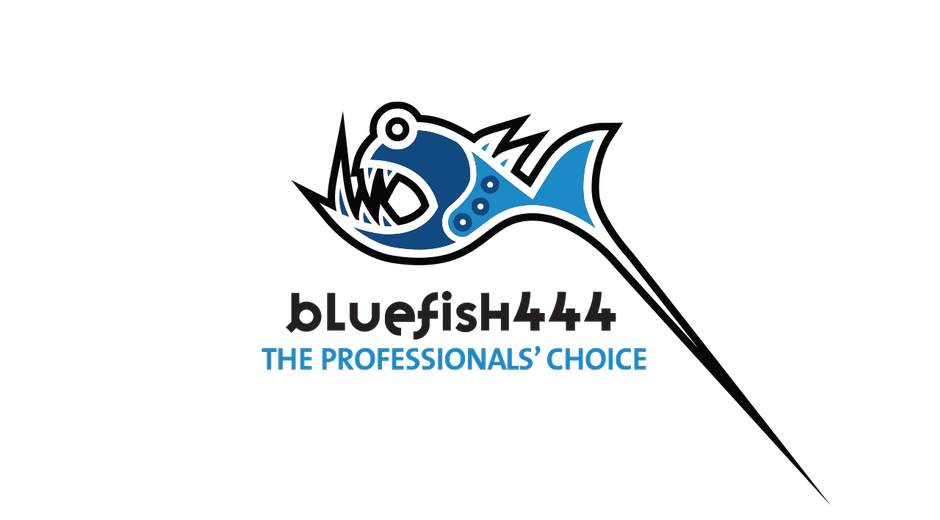 bluefish logo