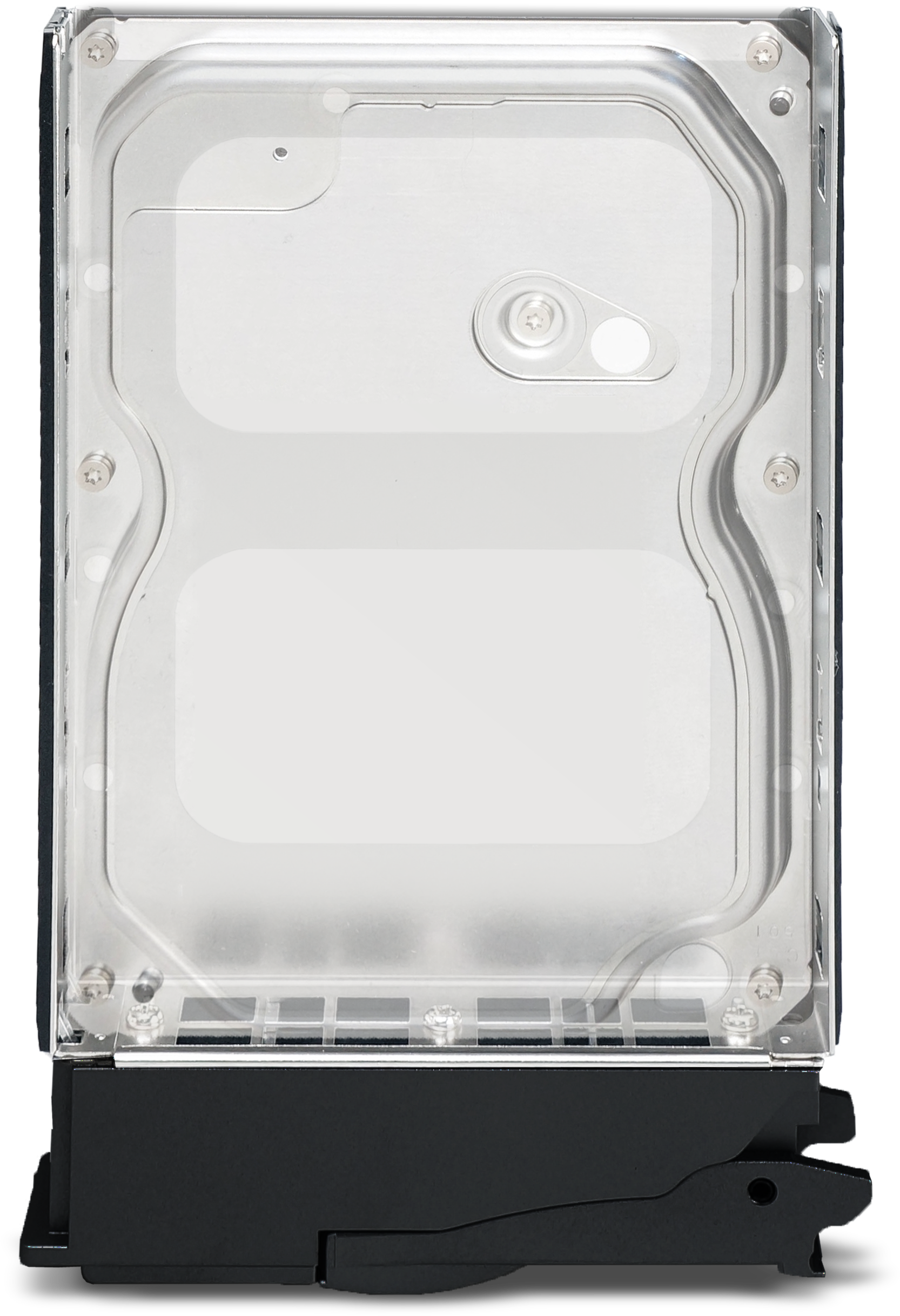 2.5 or 3.5-inch hard drive tray