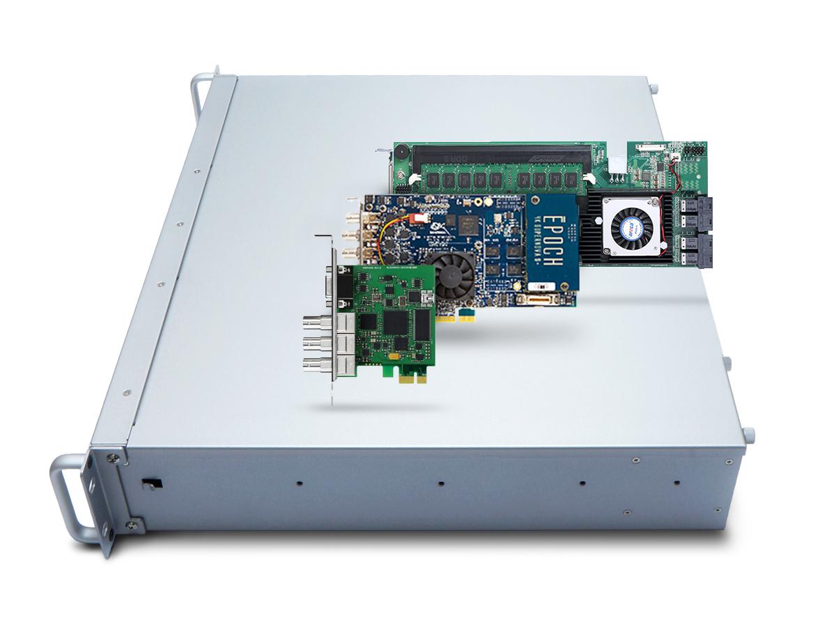 Thunderbolt3 pcie expansion for  Netstor NA338TB3